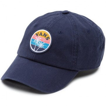 Vans Women's Court Side Hat - Dress Blues