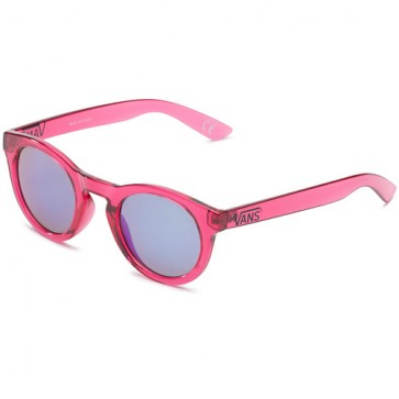 Vans Women's Lolligagger Sunglasses - Translucent Beetroot Purple