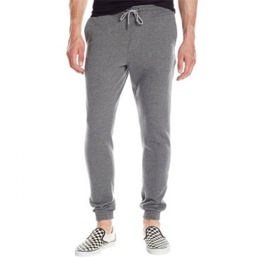 Volcom Single Stone Fleece Pants - Dark Grey