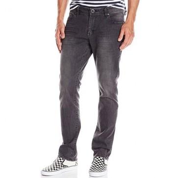 Volcom Vorta Jeans - Dusted Black