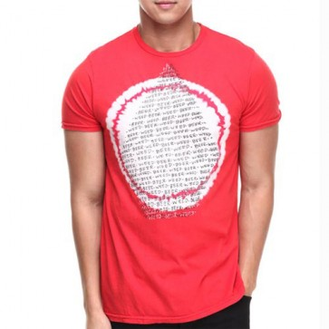 Volcom On Garth T-Shirt - Red