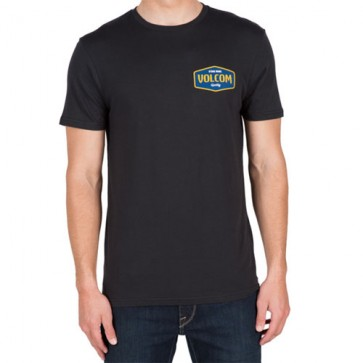 Volcom Nine Forty T-Shirt - Black