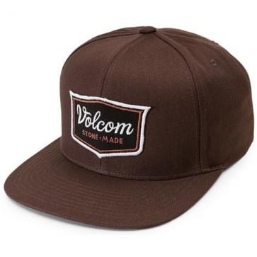 Volcom Cresticle Hat - Dark Chocolate
