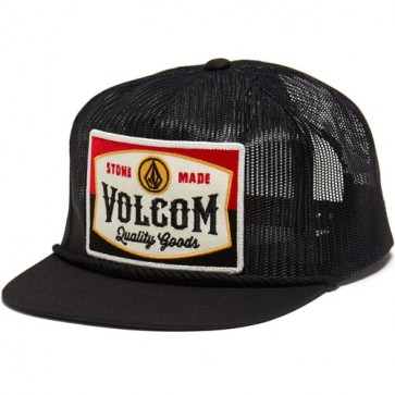 Volcom Patch Panel Hat - Black