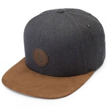 Volcom Quarter Fabric Hat - Mud