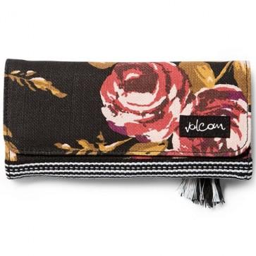 Volcom Women's Dulce Wallet - Black