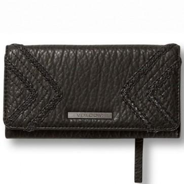 Volcom Women's City Girl Wallet - Black