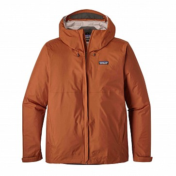 Patagonia Torrentshell Jacket - Copper Orange