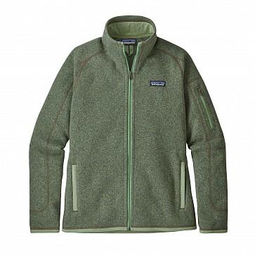 Patagonia Women's Better Sweater Fleece Jacket - Matcha Green