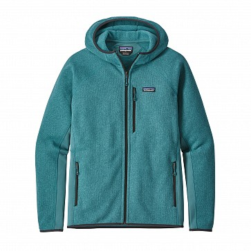 Patagonia Better Sweater Fleece Hoody - Tasmanian Teal