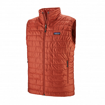 Patagonia Nano Puff Vest - Roots Red