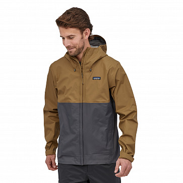 Patagonia Torrentshell 3L Jacket - Coriander Brown
