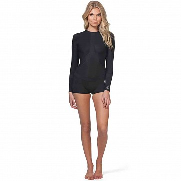 Rip Curl Women's G-Bomb Madison 1mm Boyleg Long Sleeve Spring Wetsuit