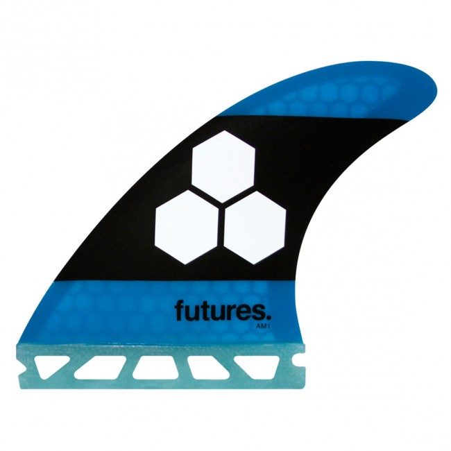 09ed4034f7 Futures Fins - AM1 - Blue/Black