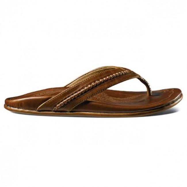21e5ab862ea8a Olukai Mea Ola Sandals - Ginger - Cleanline Surf