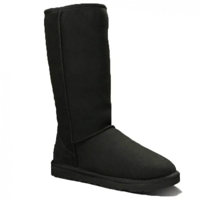 Ugg Australia Classic Tall Boots Black Cleanline Surf