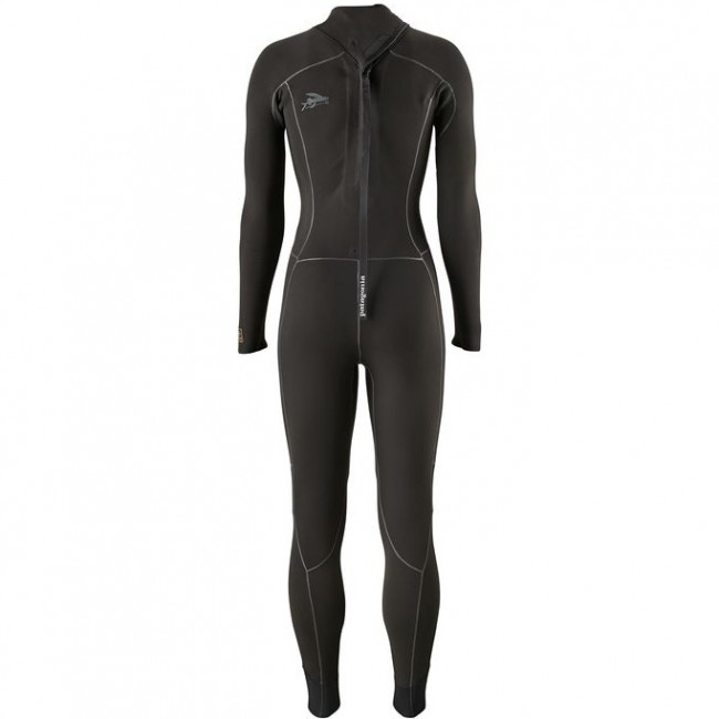 Patagonia Women s R3 Yulex 4.5 3.5 Back Zip Wetsuit - Cleanline Surf 478baebea