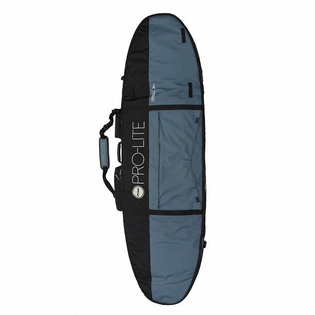 Pro Lite Boardbags Finless Coffin Double Travel Bag