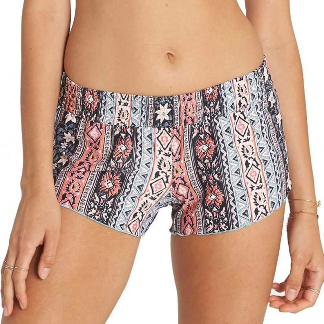 387390a777 Billabong Women s Blissed Out Volley Boardshorts - Multi - Cleanline ...