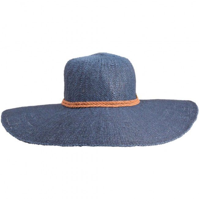 Billabong Women s Saltwater Sunset Straw Hat - Blue Cruz - Cleanline ... 08ac35365aa3