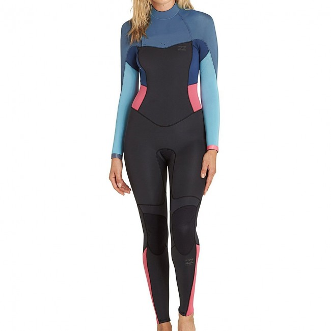 Billabong Women s Synergy 3 2 Back Zip Wetsuit - 2017 - Cleanline Surf c77fcbdd7