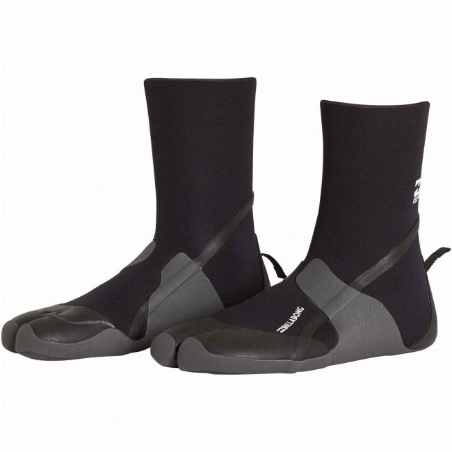 Billabong Wetsuits Absolute Comp 5mm Split Toe Boots ...