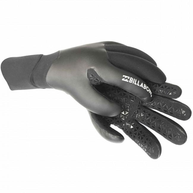 Billabong Wetsuits Furnace Carbon X 3mm Gloves Cleanline