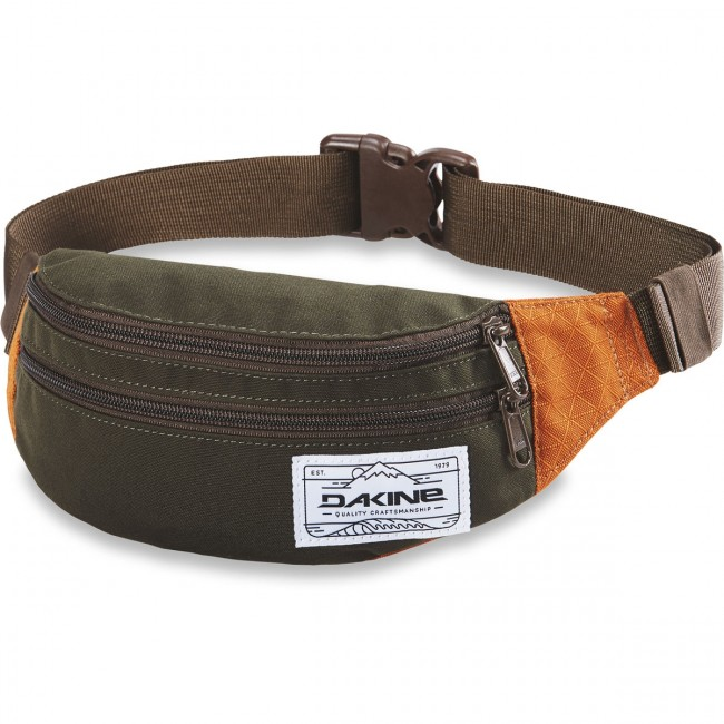 818020855fc Dakine Classic Hip Pack - Timber - Front