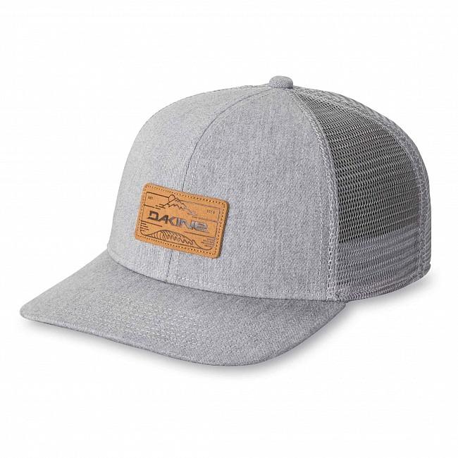 6f56453972f Dakine Peak To Peak Trucker Hat - Heather Grey - Cleanline Surf