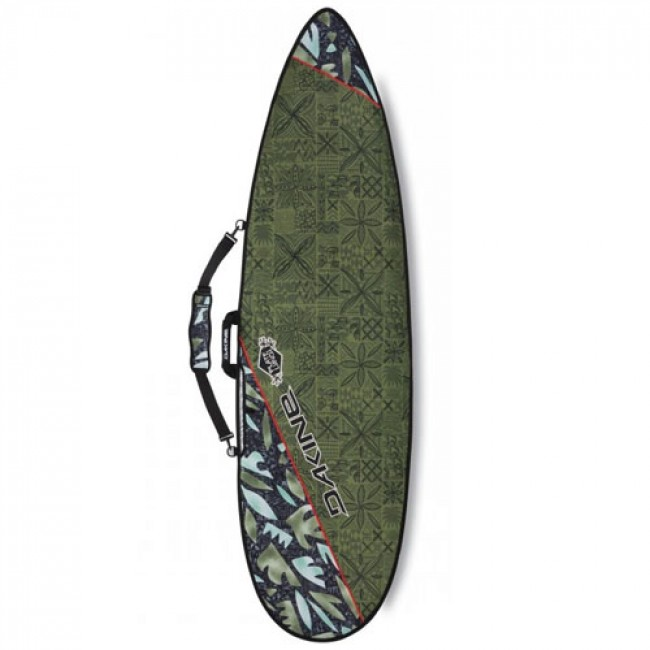 Dakine Daylight Deluxe Thruster Surfboard Bag Plate Lunch