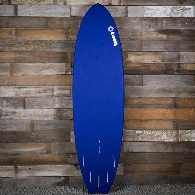Torq Mod Fish 6'10 x 21 3/4 x 2 3/4 Sufboard - Navy Blue/White