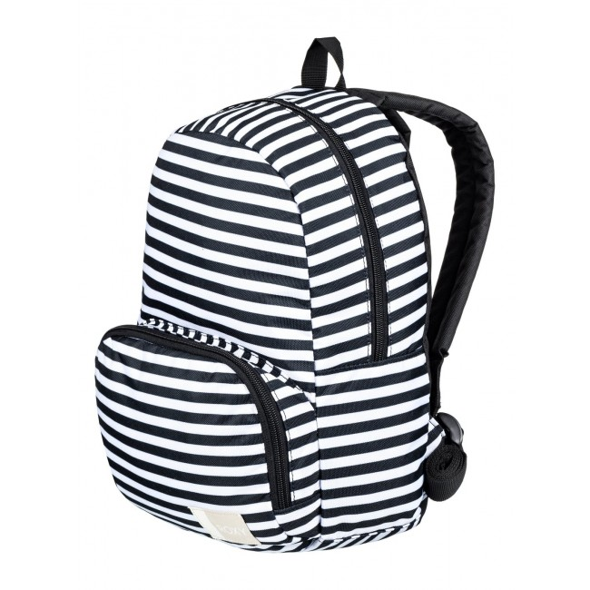 Roxy Women s Always Core Extra Small Backpack - Bright White Basic ... 97669d1a5c846