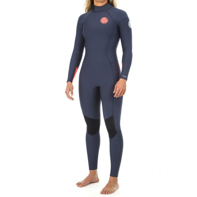 Rip Curl Women s Dawn Patrol 3 2 Back Zip Wetsuit - Cleanline Surf c822e0506