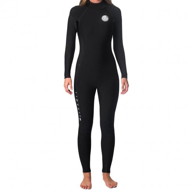 Rip Curl Women s Dawn Patrol 5 3 Back Zip Wetsuit - Cleanline Surf 2fb65cfbb708