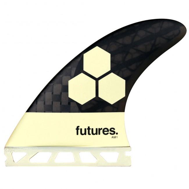 071b6a7b8848 Futures Fins - AM1 Blackstix 3.0 - Cream - Cleanline Surf