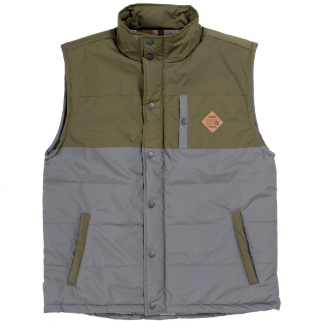 54111f8cd8d HippyTree Sonora Vest - Charcoal - Cleanline Surf