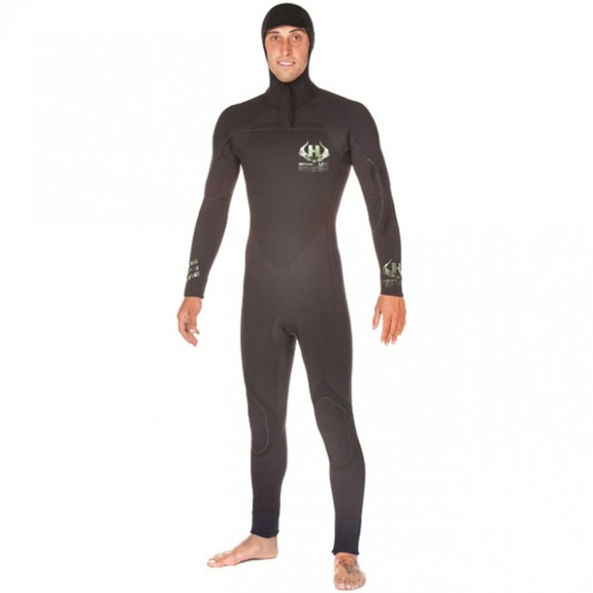 e81c508cd7 Hotline Ultra Hot Combo 5 4mm Hooded Wetsuit - Cleanline Surf