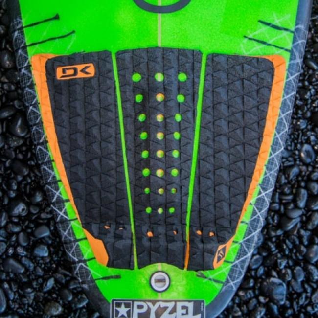 Dakine John John Florence Pro Traction Black Orange