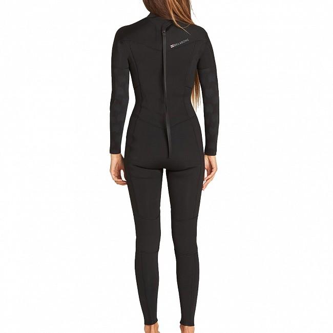 07eaee47ea Billabong Women s Synergy 3 2 Back Zip Wetsuit - Cleanline Surf