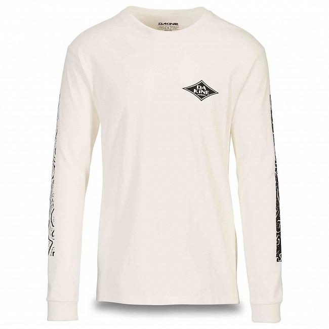 urok kosztów sklep w Wielkiej Brytanii jakość Dakine Lava Tubes Long Sleeve T-Shirt - Off White