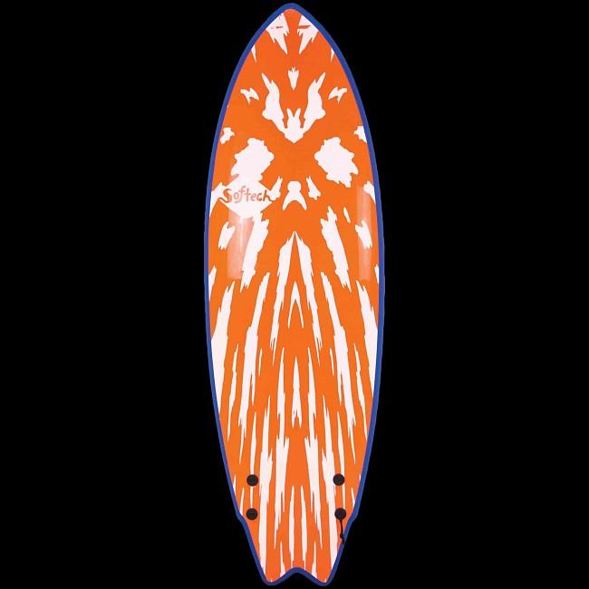 Softech Mason Twin 5'6 Soft Surfboard - Neon Red/White ...  Neon Surfboards
