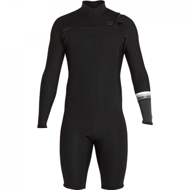 Billabong Revolution DBah 2mm Long Sleeve Chest Zip Spring Wetsuit -  Cleanline Surf e4504407f