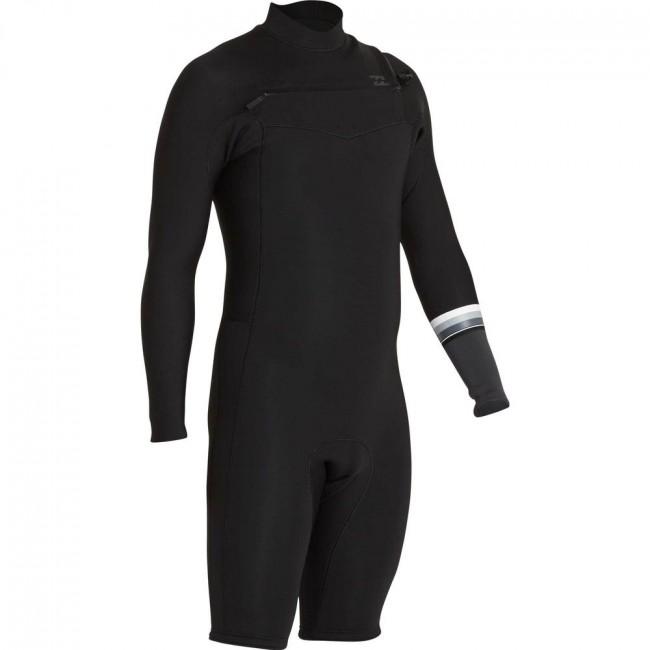 Billabong Revolution DBah 2mm Long Sleeve Chest Zip Spring Wetsuit ... 6a35e5738bf