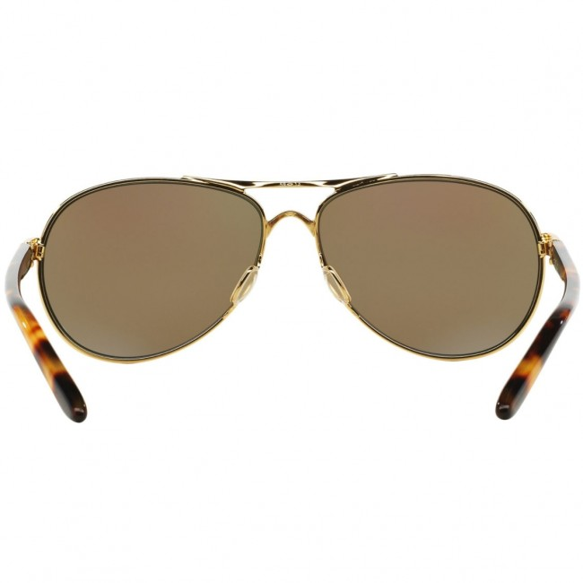c0e6c30047 Oakley Feedback Polished Gold Polarized « Heritage Malta