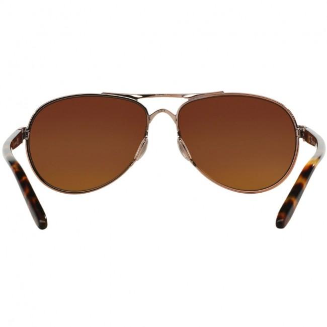 3ad27e20308 Oakley Women s Tie Breaker Polarized Sunglasses - Rose Gold Brown Gradient