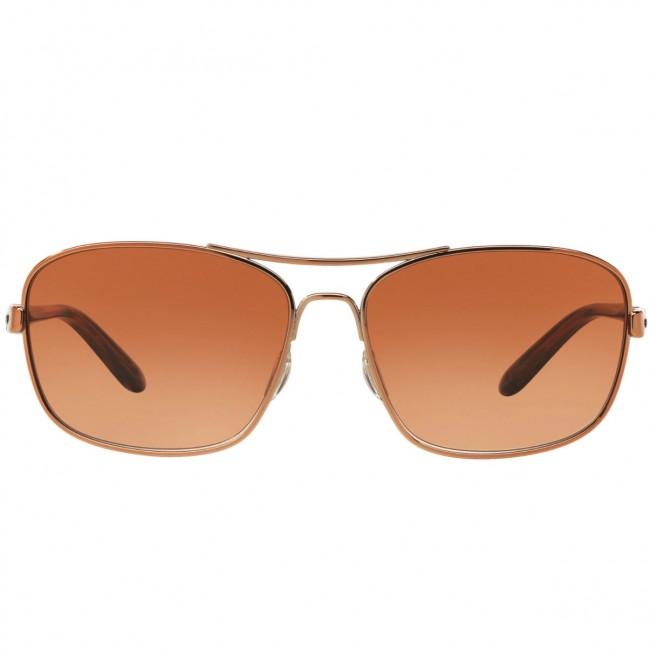 e45b37010d Oakley Women s Sanctuary Sunglasses - Rose Gold Vr50 Brown Gradient ...