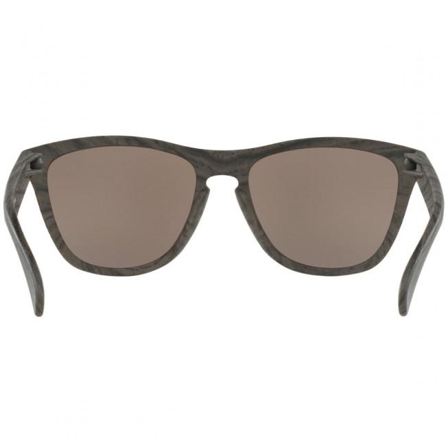67821542bb Oakley Frogskins Polarized Sunglasses - Woodgrain Prizm Daily ...