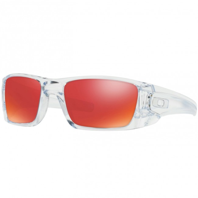 Oakley Fuel Cell Clear Torch Iridium Sonnenbrille Klar zK8Gcg