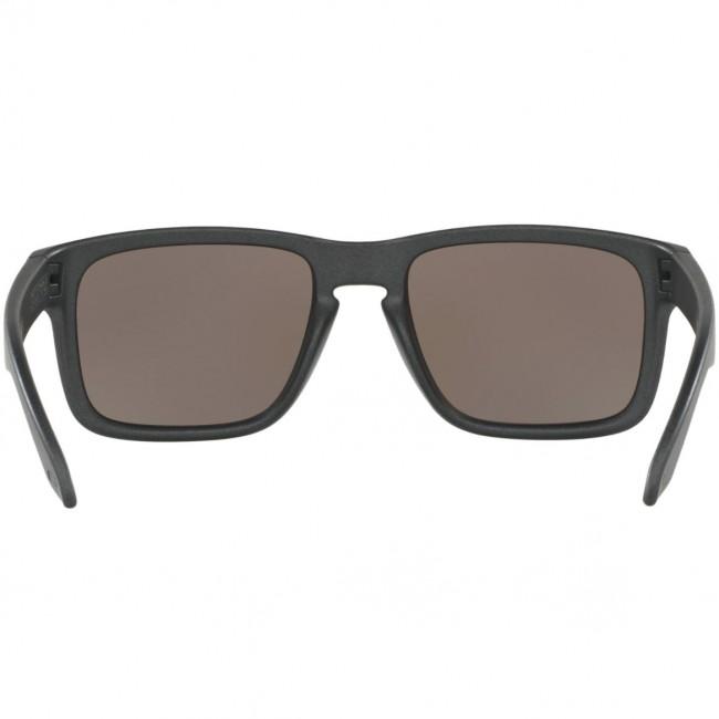 78e852e24c1 Oakley Holbrook Steel Sunglasses
