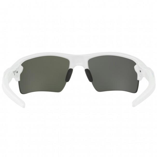 8359374f33 Oakley Flak 2.0 XL Polarized Sunglasses - Polished White Prizm Black ...